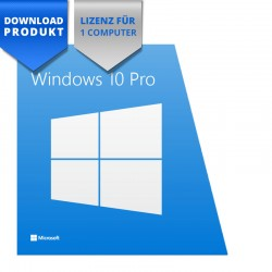 Windows 10 Pro 32/64-Bit