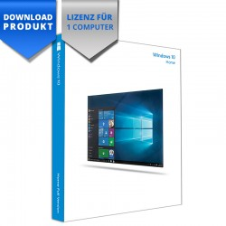 Windows 10 Home 32/64-Bit