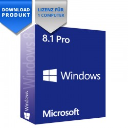 Windows 8.1 Pro 32/64-Bit